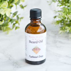 Rustic Woods & Rum Beard Oil by Tailored Soap