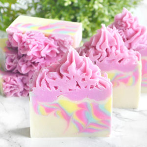 Unicorn Soap by Tailored Soap