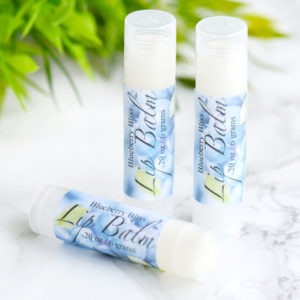 Blueberry Lip Balm by Tailored Soap
