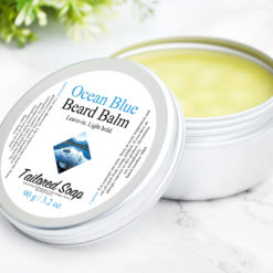 Ocean Blue Beard Balm by Tailored Soap