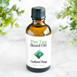 Pine Tree Beard Oil by Tailored Soap