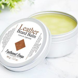Leather Balm by Tailored Soap