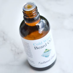 Cold Water Beard Oil by Tailored Soap