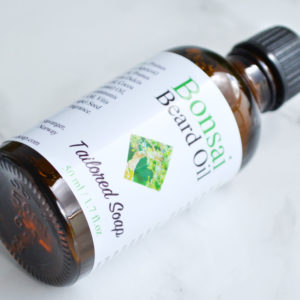 Bonsai Beard Oil by Tailored Soap