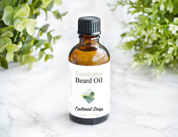 Eucalyptus Beard Oil by Tailored Soap
