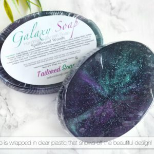 Galaxy Soap Packaging