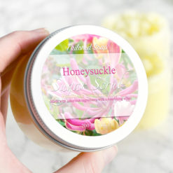 Honeysuckle Sugar Scrub by Tailored Soap