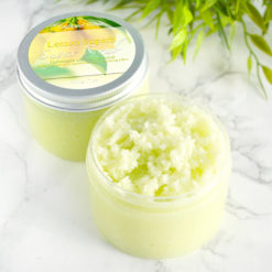 Lemon Superb Sugar Scrub by Tailored Soap