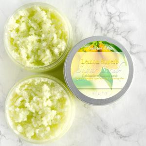 Lemon Superb Sugar Scrub by Tailored Soap