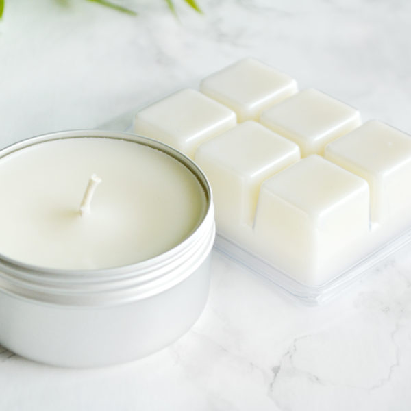 Scented Candles and Wax Melts by Tailored Soap