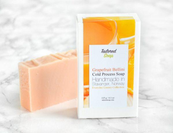 Grapefruit Bellini Soap