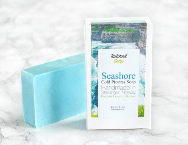 Blue Seashore Soap by Tailored Soap