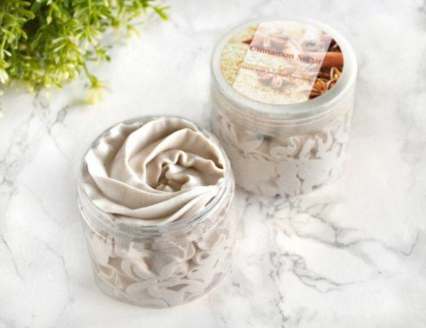 Cinnamon Sugar Body Butter by Tailored Soap