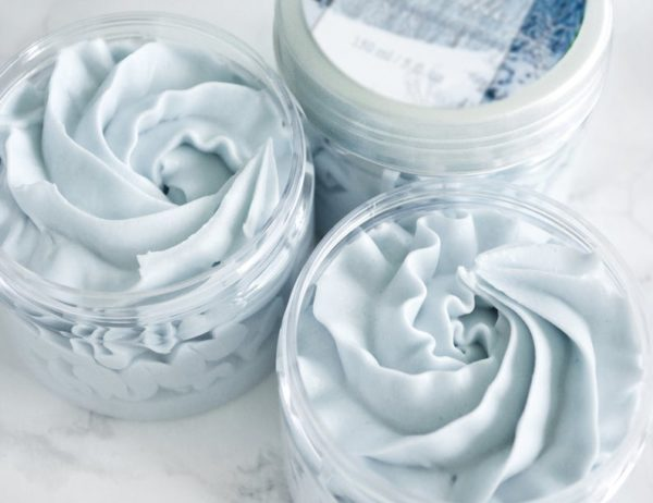 Fresh Snow Body Butter by Tailored Soap