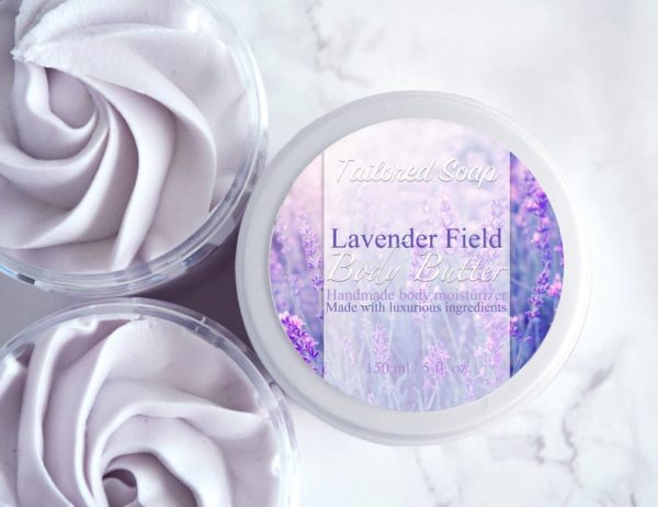 Lavender Body Butter by Tailored Soap
