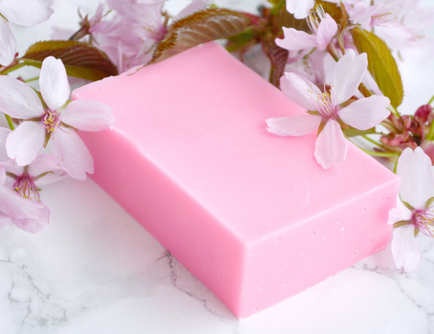 Cherry Blossom Soap by Tailored Soap