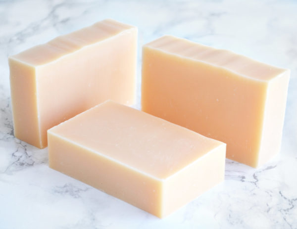Grapefruit Bellini Soap from the Tailored Soap Everyday Luxury Collection