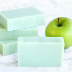 Apple Soap from the Tailored Soap Everyday Luxury Collection