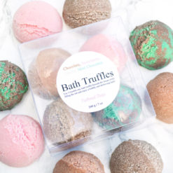 Dessert-scented Bath Truffle Set by Tailored Soap