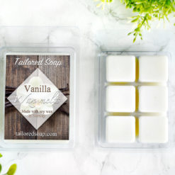 Vanilla Scented Wax Melts by Tailored Soap