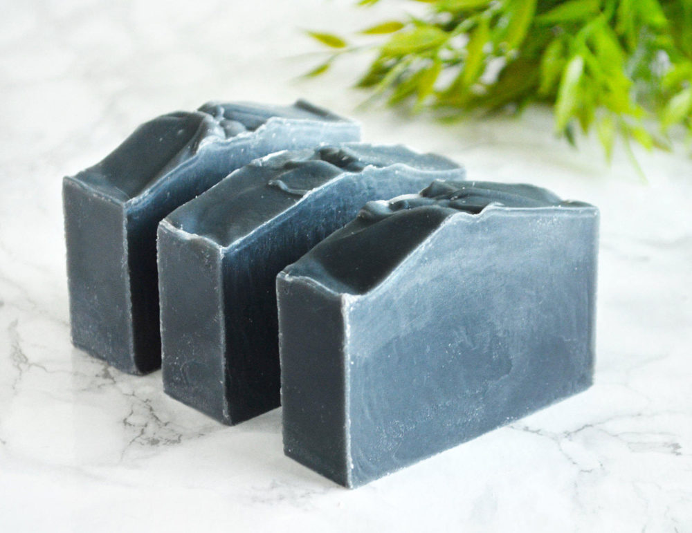 Activated Charcoal Soap by Tailored Soap