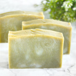 Spirulina Soap by Tailored Soap