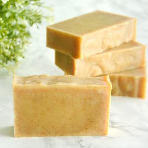 Turmeric Soap by Tailored Soap
