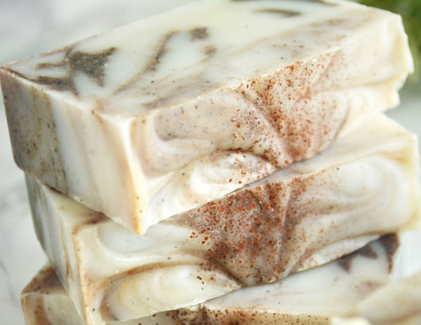 Cinnamon Soap by Tailored Soap