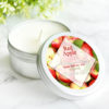 Red Apple Scented Candle by Tailored Soap
