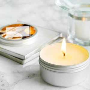 Pumpkin Pie Scented Candle by Tailored Soap