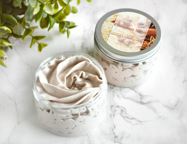 Cinnamon Body Butter by Tailored Soap