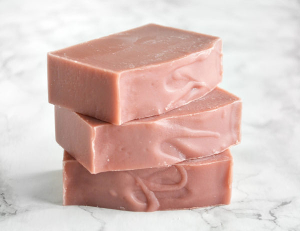 Rose Clay Soap by Tailored Soap