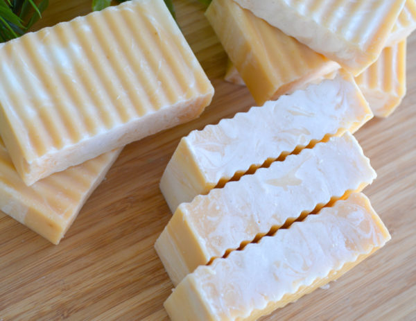Paprika Ripple Soap by Tailored Soap
