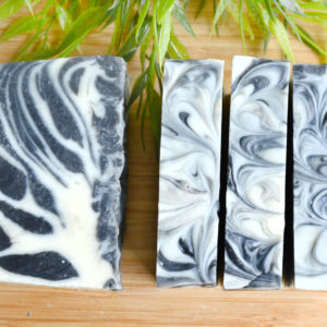 Zebra Soap by Tailored Soap