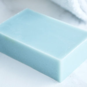 Fresh Snow Soap from the Tailored Soap Everyday Luxury Collection