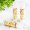 Passionfruit Rose Flavored Lip Balm by Tailored Soap