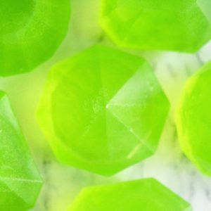 Peridot Soap by Tailored Soap