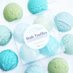 Spa Scented Bath Truffle Set by Tailored Soap