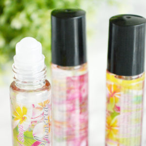 Berry Plumeria Perfume Oil by Tailored Soap