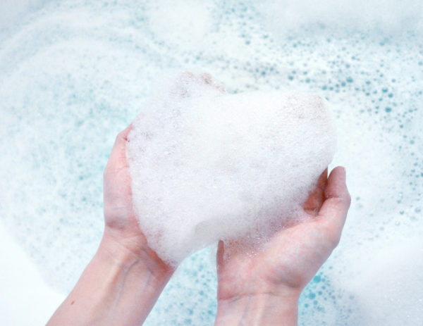 Bubbly Demonstration of Tailored Soap Bath Truffles