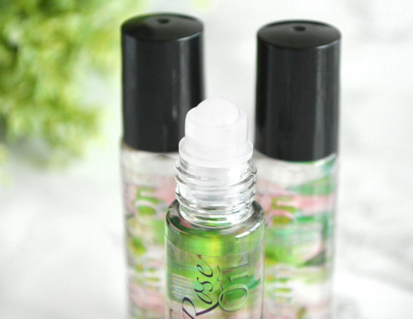 English Rose Perfume Oil by Tailored Soap