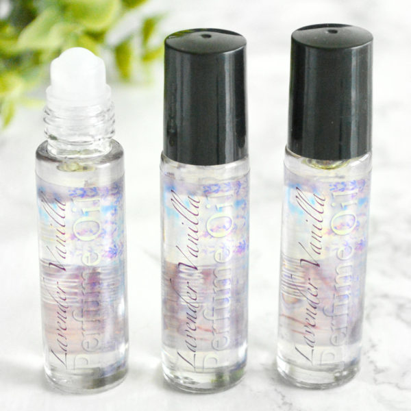 Lavender Vanilla Perfume Oil by Tailored Soap