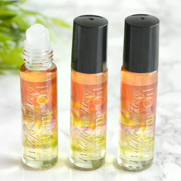 Wildflower Honey Perfume Oil by Tailored Soap