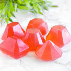 Ruby Gem Soap Set by Tailored Soap
