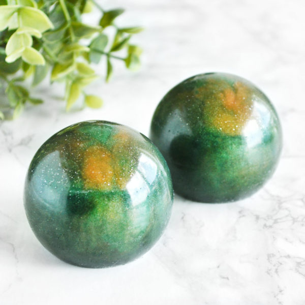 Supernova Soap from Tailored Soaps Galaxy Soap Collection