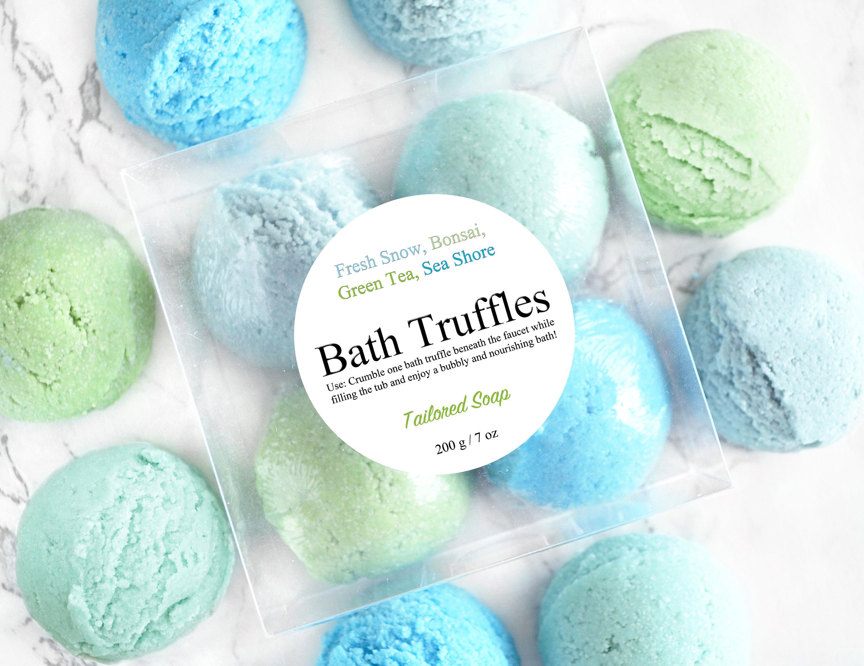 Spa Bath Truffle Set by Tailored Soap