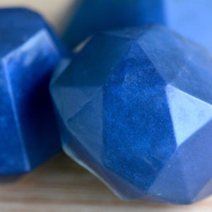 Sapphire Gem Soap Set by Tailored Soap