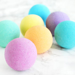 Surprise Bath Bombs by Tailored Soap