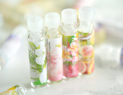Perfume Oil Sample by Tailored Soap