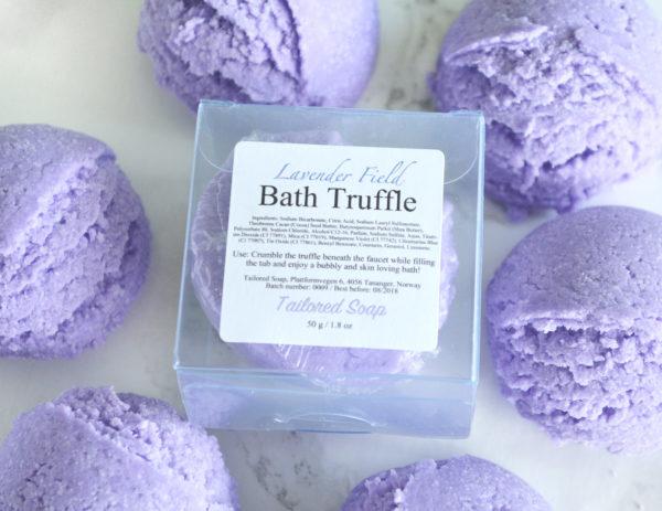 Lavender Field Bath Truffles by Tailored Soap